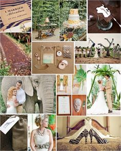 THEMED THURSDAY: WELCOME TO THE JUNGLE on http://intertwinedevents.com