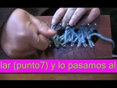 ▶ TUTORIAL BUFANDA TRENZADA - YouTube