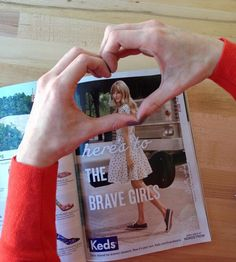 Happy #ValentinesDay @TaylorSwift13 - we heart you! #REDKeds