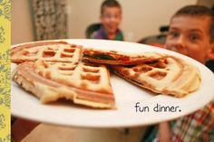 irons, waffl pizza, waffl iron, judges, food, iron pizza, pizza recipes, homemade pizza, waffle iron