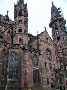 Freiburg Munster, Freiburg, Germany: visited once
