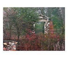 Gothic Dark Art Portal Victorian Gothic 5x7 by twistedpixelstudio, $12.00