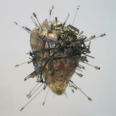 Sacred Heart by Damien Hirst, 2005