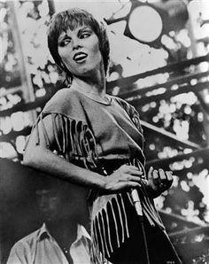Pat Benatar. Love her music!