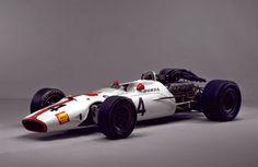 '67 Honda RA300