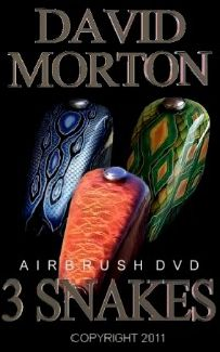 AIRBRUSH DVDS CLASSES VIDEOS LEARN TO AIRBRUSH TECHNIQUES HOWTO
