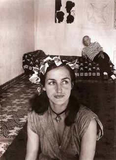 Francoise Gilot and