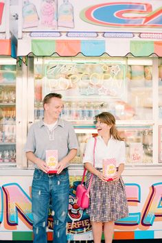 State Fair engagement! | Michelle March