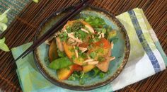 Redo You: Asian Cooking with Cat Cora - The Talk - CBS.com (click pic to get recipes)