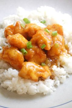 Heritage Schoolhouse: Orange Chicken