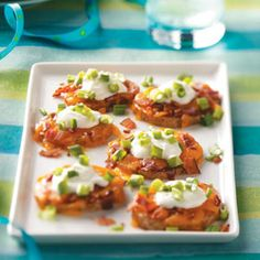 Party finger food recipes from Taste of Home
