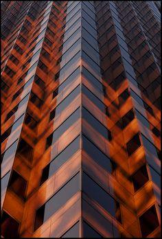 Vertical Orange - David DuBois