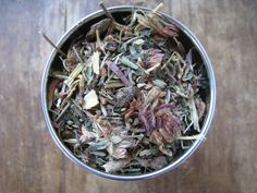 Pure Body Herbal Infusion by FrugallySustainable on Etsy, $10.00