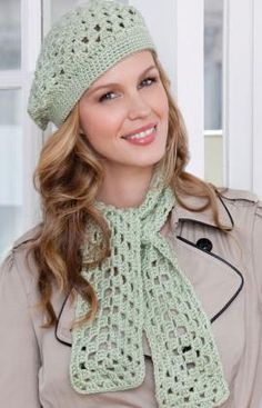 crochet projects, crochet hats, crochet free patterns, hat patterns, crocheted hats, beret, crochet patterns, scarf patterns, crochet scarfs
