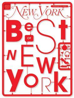 #cover New York #magazine