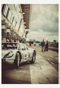 At the LeMans Classic 2012, photo by Laurent Nivalle