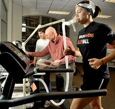 The Anderson University Department of Kinesiology (DOK) offers unequaled preparation for careers in athletic training, exercise science, teaching physical education and coaching. The new 132,000 square foot Kardatzke Wellness Center houses state of the art laboratories, clinical settings, classrooms, field house, dance studio and pool.
