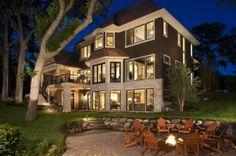 backyard ideas, window, minneapoli, dream homes, backyard fire pits, patio, fire pit area, firepit, dream houses