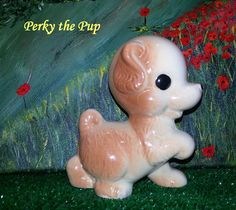 Perky the Pup
