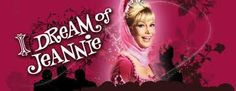 And I wanted to be like Jeannie, too! I guess I just wanted magical powers. :)
