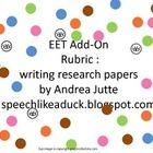 I have used this  simple 1 page rubric to grade writings based on multisensory teachings of the Expanding Expressions Tool Kit. There are great exa...
