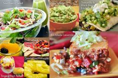Healthy Cinco de Mayo Menu