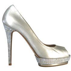 Bling Bling Bling Italian Le Silla Heels...I am in LOVE!!!