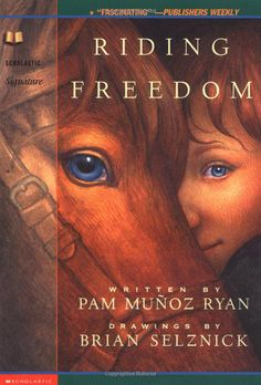 About the 1st woman known to vote in the U.S. and it was here in Santa Cruz! Riding Freedom: Pam Munoz Ryan, Pam Munoz Ryan, Brian Selznick: 9780439087964: Amazon.com: Books