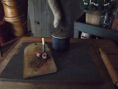 Small Table Vignette
