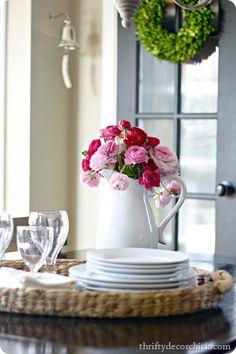 Beautiful #Kitchen nook