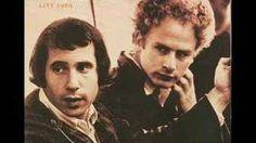 Simon and Garfunkel - Bridge Over Troubled Water (Live 1969), via YouTube.