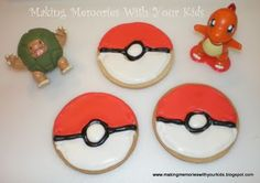 My son would LOVE a Pokemon party