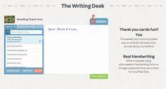 Postable   The Writing Desk https://www.postable.com/