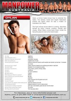 Dylan - thunder from down under