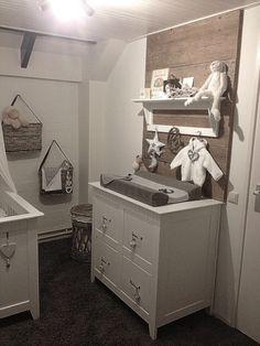 Steigerhout kamer