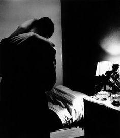 Bill Brandt, Soho Bedroom, 1936