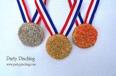 olymp parti, medal cooki