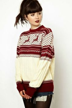 Cute Christmas Sweaters for Women on Pinterest | Christmas Sweaters