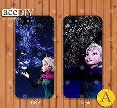 Disney frozen Phone cases iPhone 5 case iPhone 5s case by aceDIY, $7.99