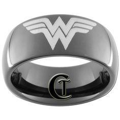 Wonder Woman ring!