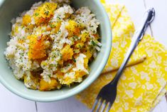 Slow-Cooker Pumpkin Risotto