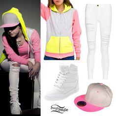 Becky G. #outfit #beckyg