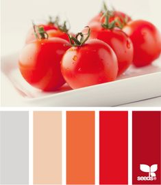 produced red