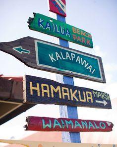 hawaii- Signs #ExpediaWanderlust.