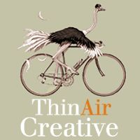 Thin Air Creative Graphic Design and Illustration