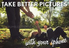 take better iPhone pictures.