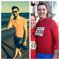 Need motivation? Read how Jared lost 40 pounds.