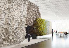 centre pompidou-metz - ronan + erwan bouroullec: bivouac exhibition