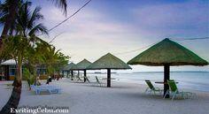 From Tristan's Beach Resort with Jessie and Jason.  Captured at #Bantayan Island, #Cebu #Philippines.