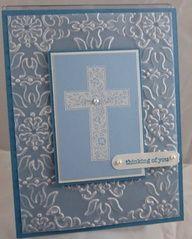Baptism/1st Communion/Confirmation card